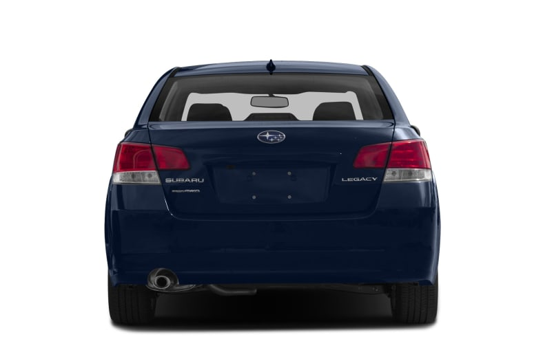 2014 Subaru Legacy Exterior Photo