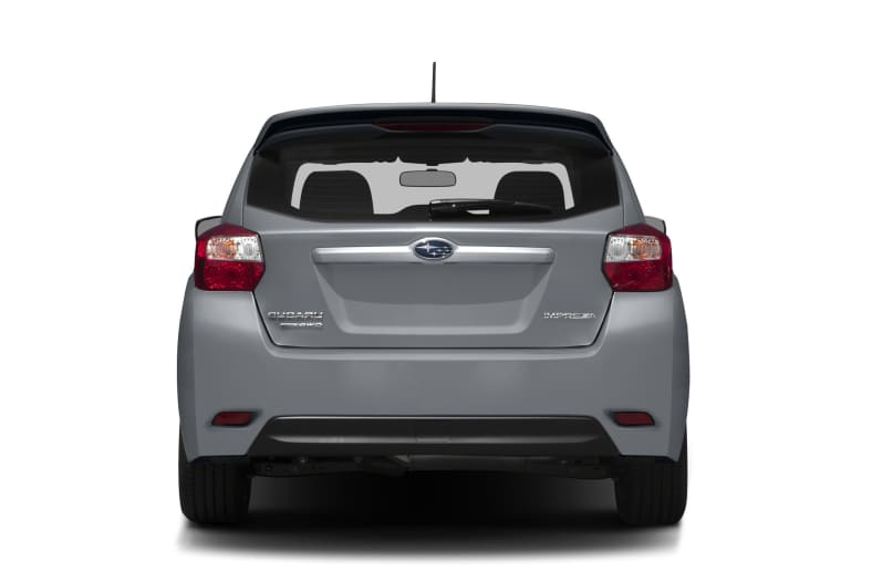 2014 Subaru Impreza Exterior Photo