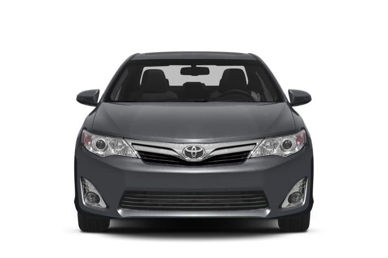 2014 Toyota Camry Exterior Photo