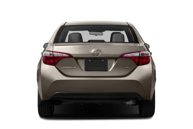 2014 Toyota Corolla Exterior Photo