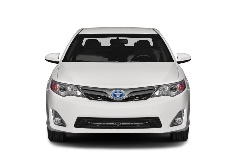 2014 Toyota Camry Hybrid Exterior Photo