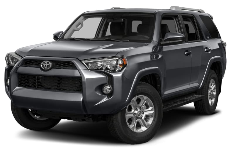 2014 Toyota 4Runner Exterior Photo
