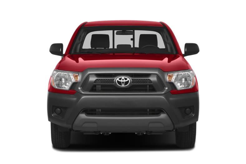 2014 Toyota Tacoma Exterior Photo