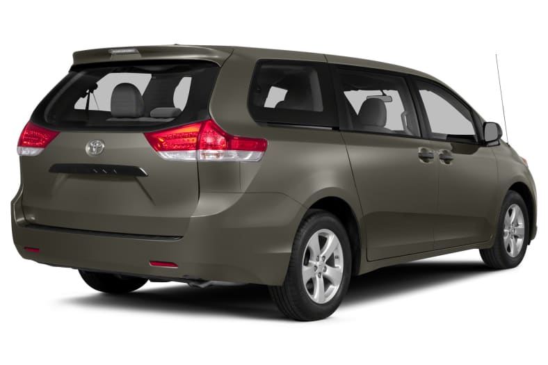 2014 toyota sienna le v6 7 passenger mobility 4dr front. Black Bedroom Furniture Sets. Home Design Ideas