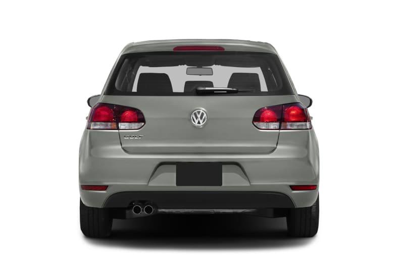 2014 Volkswagen Golf Exterior Photo