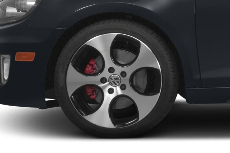 2014 Volkswagen GTI Exterior Photo