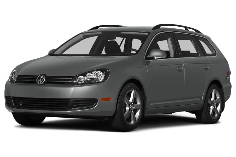 2014 Volkswagen Jetta SportWagen Exterior Photo