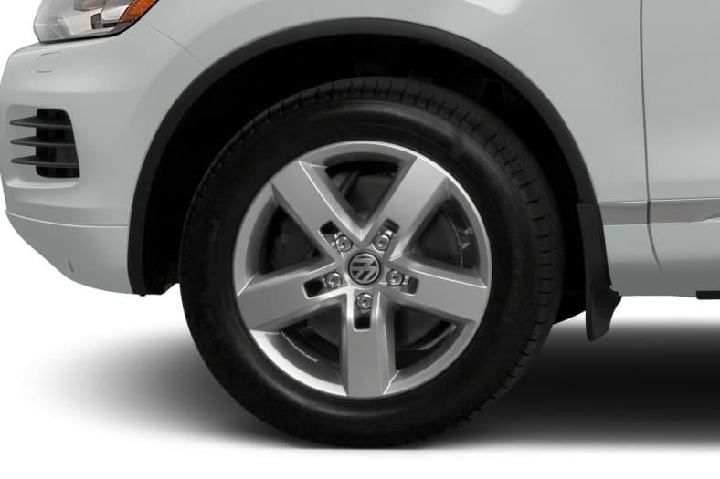 2014 Volkswagen Touareg Hybrid Exterior Photo