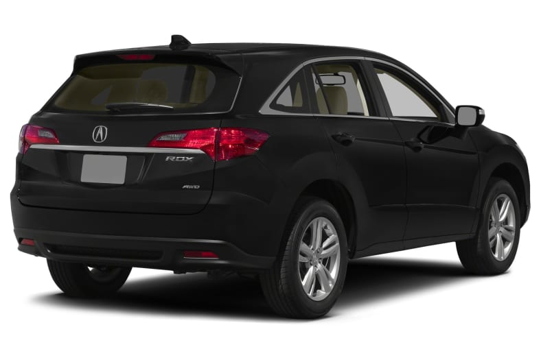 2015 Acura RDX Exterior Photo