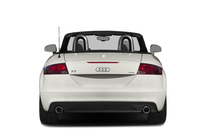 2015 Audi TT Exterior Photo