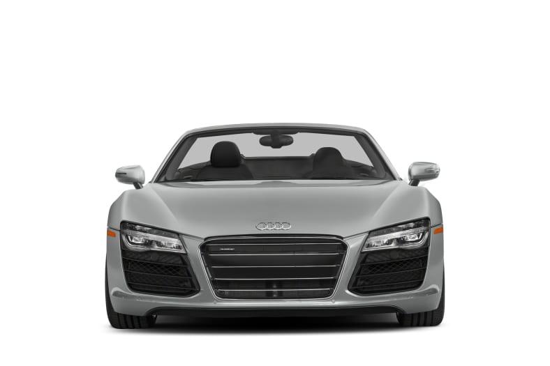2014 Audi R8 Exterior Photo
