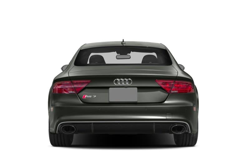 2015 Audi RS 7 Exterior Photo