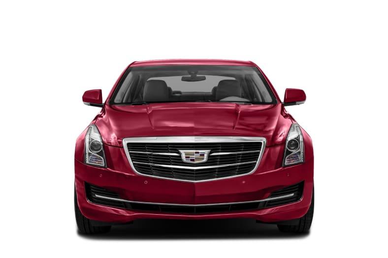 2015 Cadillac ATS Exterior Photo