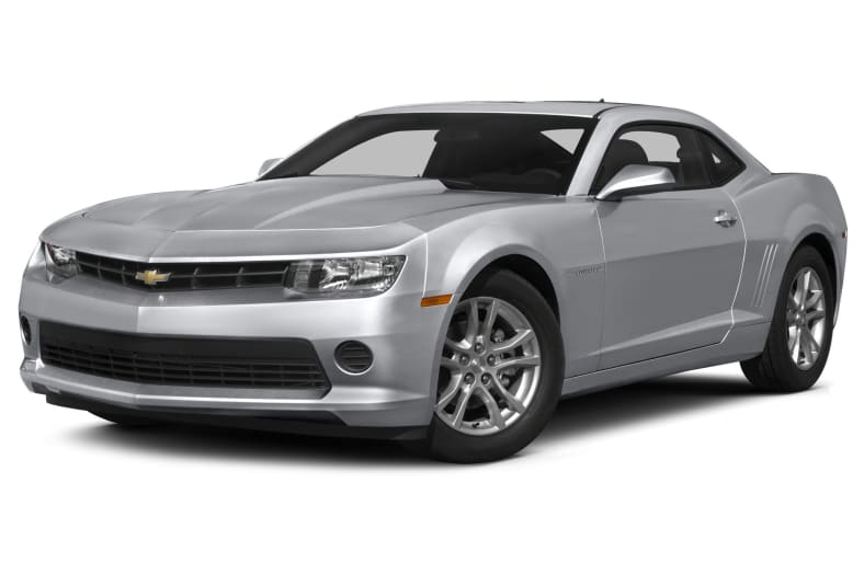2015 Chevrolet Camaro Exterior Photo