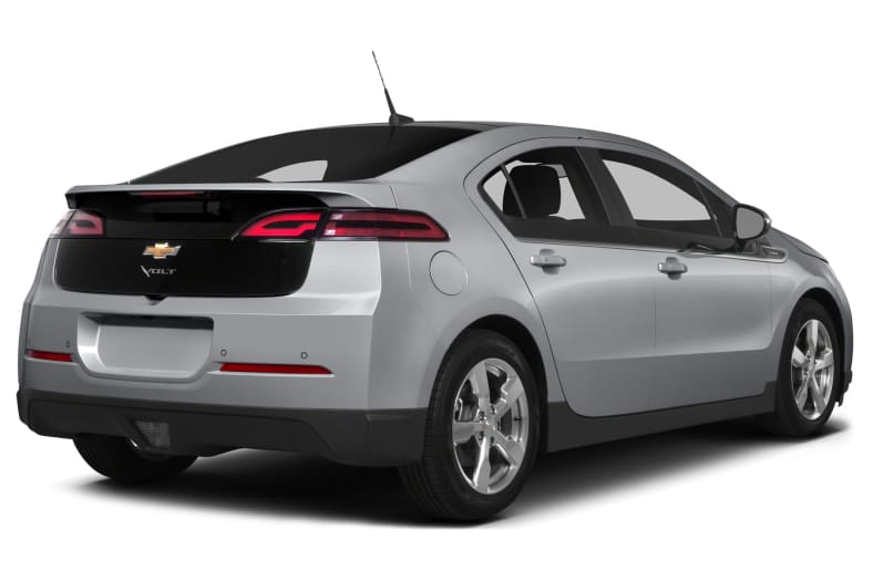 2015 Chevrolet Volt Exterior Photo