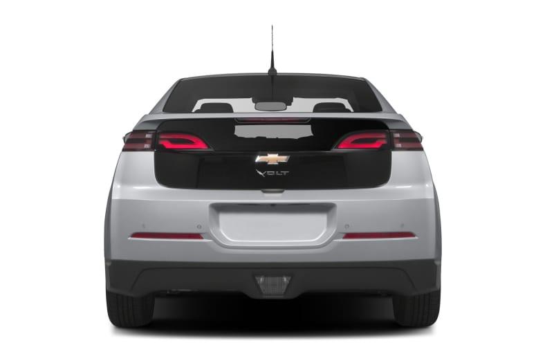 2015 Chevrolet Volt Exterior Photo