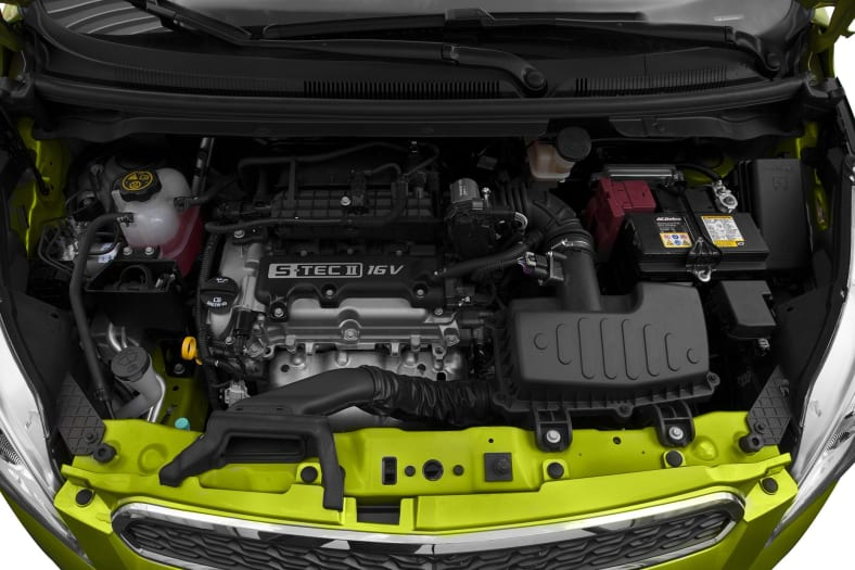 2015 Chevrolet Spark Exterior Photo