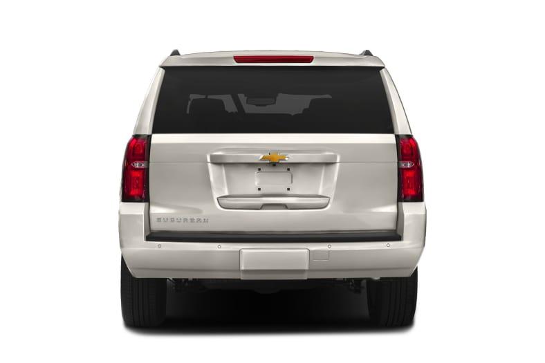 2015 Chevrolet Suburban 1500 Exterior Photo