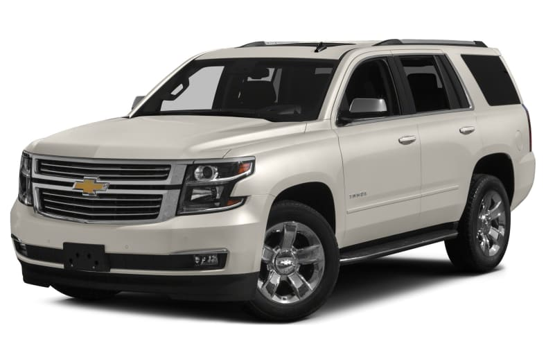 2015 Chevrolet Tahoe Exterior Photo