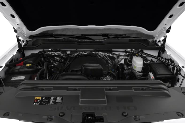 2015 Chevrolet Silverado 3500HD Exterior Photo