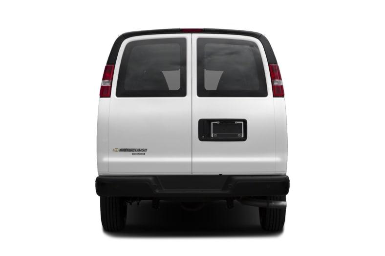 2014 Chevrolet Express 1500 Exterior Photo