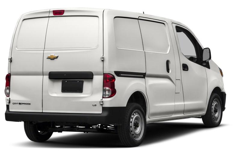 2015 Chevrolet City Express Exterior Photo