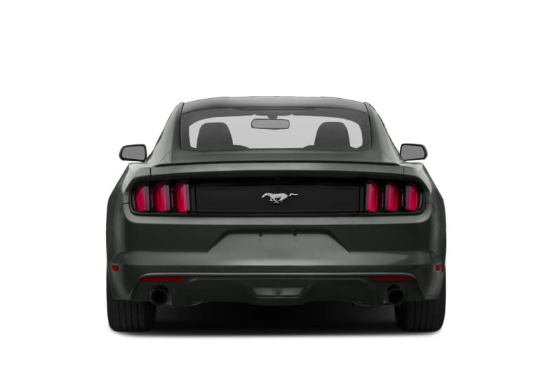 2015 Ford Mustang Exterior Photo