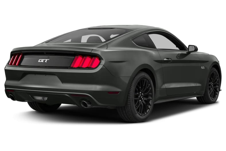 2017 Ford Mustang Gt 2dr Fastback Pictures