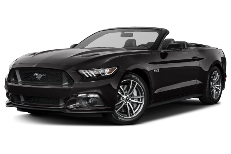 2017 Ford Mustang GT Premium 2dr Convertible Pricing and Options