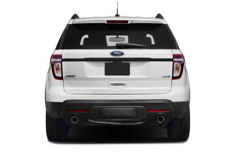 2015 ford explorer exterior photo - Black 2015 Ford Explorer Sport