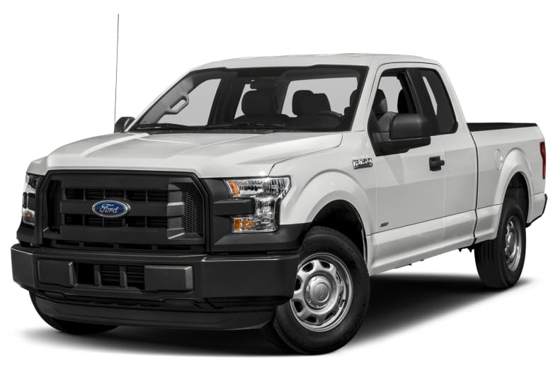 2017 ford f 150 xl 4x2 supercab styleside 6 5 ft box 145 in wb information. Black Bedroom Furniture Sets. Home Design Ideas