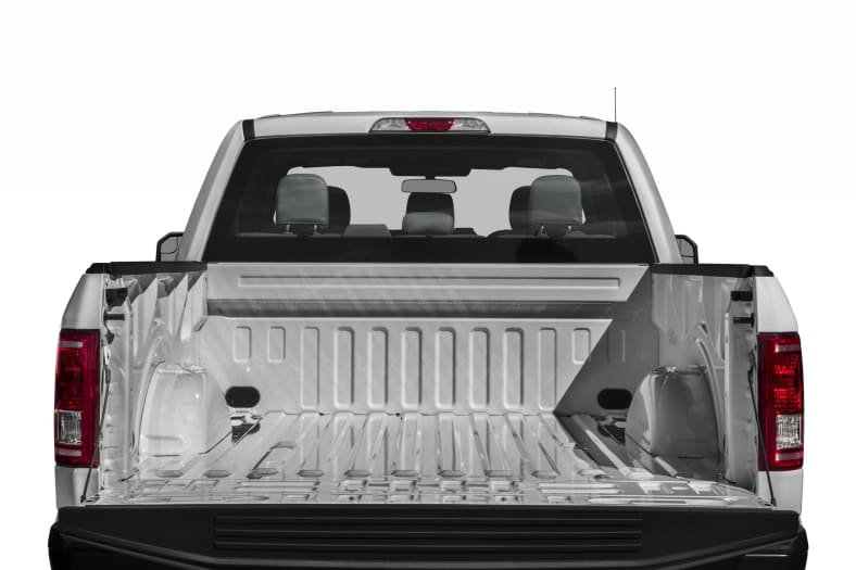 2015 Ford F-150 XL 4x2 SuperCab Styleside 8 ft. box 163 in. WB Pictures