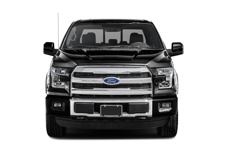 2017 Ford F-150 King Ranch 4x4 SuperCrew Cab Styleside 5.5 ft. box 145 in. WB Pictures