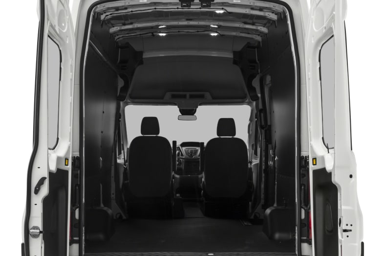 2016 Ford Transit-350 Base High Roof Extended-Length Cargo ...