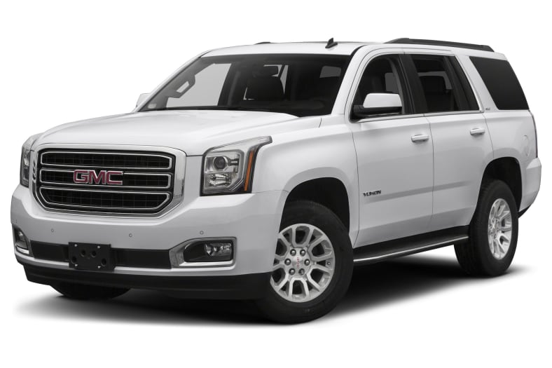 2015 GMC Yukon Exterior Photo