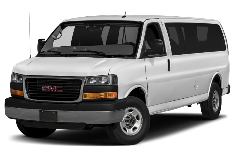 2016 gmc savana 3500 lt w 1lt rear wheel drive passenger. Black Bedroom Furniture Sets. Home Design Ideas