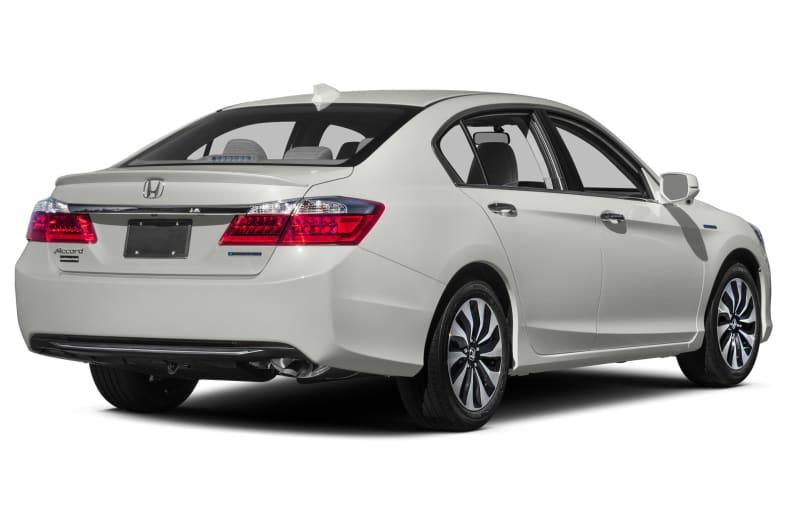 2014 Honda Accord Hybrid Exterior Photo