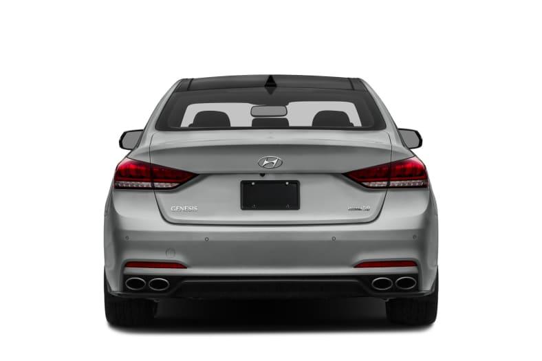 2015 Hyundai Genesis Exterior Photo