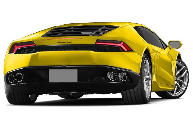 2015 Lamborghini Huracan Exterior Photo