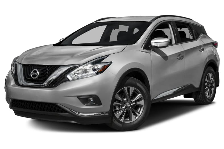 2017 Nissan Murano S 4dr Allwheel Drive Pictures