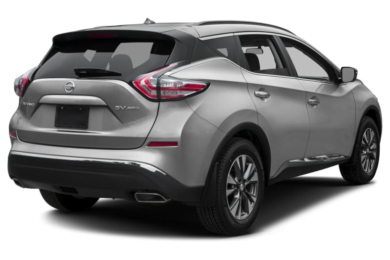 2017 Nissan Murano S 4dr Front Wheel Drive Pictures
