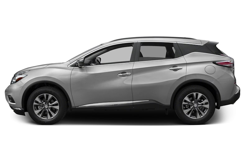 2016 nissan murano sv 4dr all wheel drive pictures. Black Bedroom Furniture Sets. Home Design Ideas