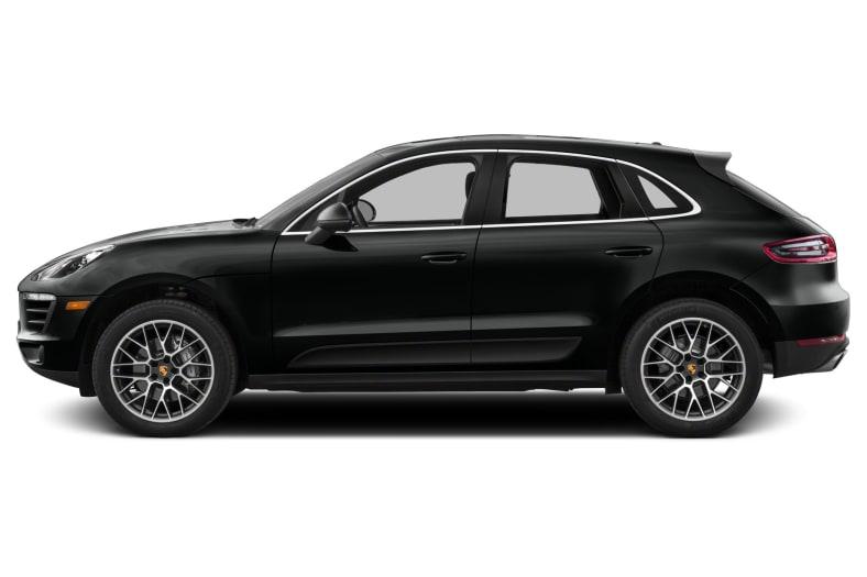 2015 Porsche Macan Exterior Photo