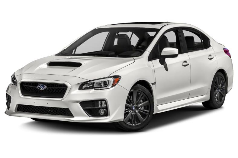 2015 Subaru WRX Exterior Photo