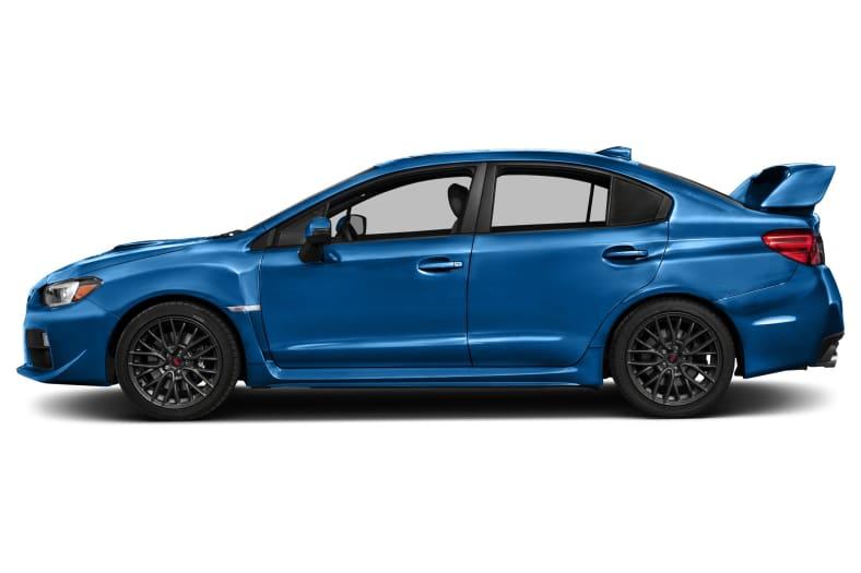 2015 Subaru WRX STI Exterior Photo