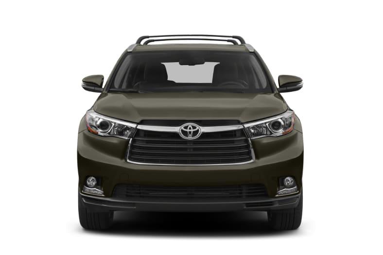 2014 Toyota Highlander Exterior Photo
