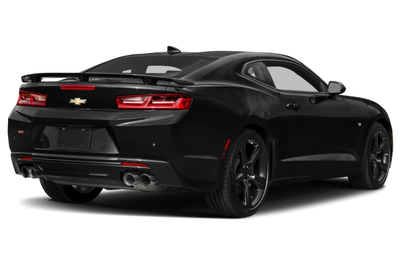 2017 Chevrolet Camaro 2ss 2dr Coupe Pictures