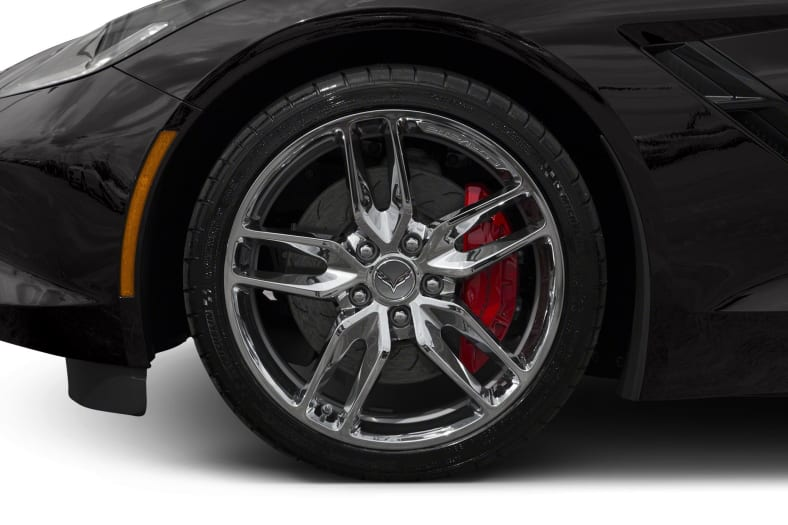 2014 Chevrolet Corvette Stingray Exterior Photo