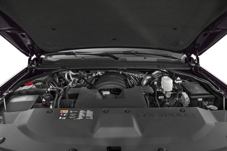 2015 Chevrolet Tahoe Exterior Photo