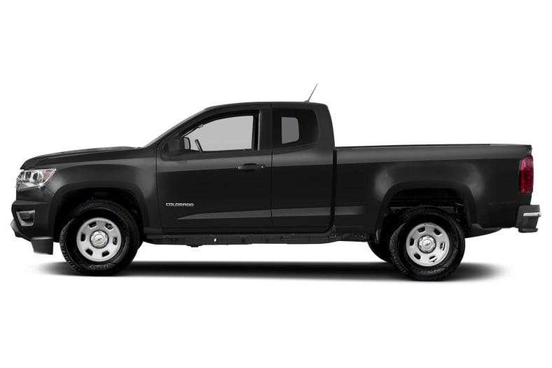 2015 Chevrolet Colorado Exterior Photo
